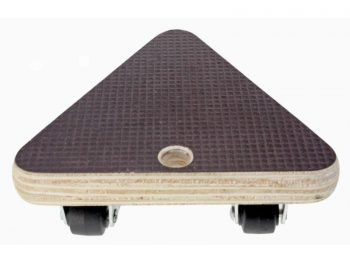 Move-It 5-Inch Triangle Platform Dolly