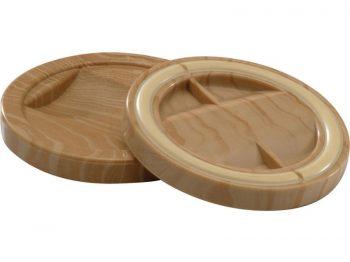 2-1/4-Inch Non-Slip Furniture Cups, 4-Pack