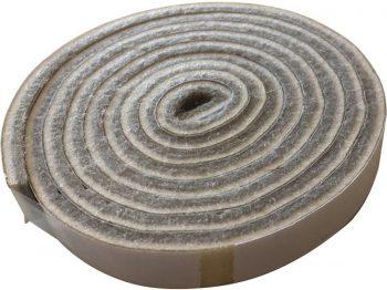 1/2-Inch x 58-Inch Self-Adhesive Felt Commercial Grade, Roll, Beige