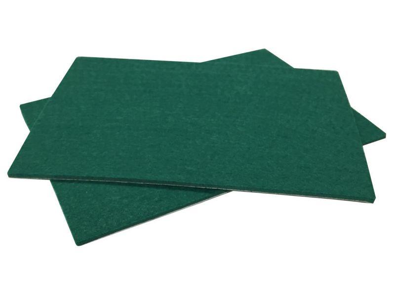 4-1/2-Inch x 6-Inch Medium Duty, Self-Adhesive Felt Blankets, 2-Pack