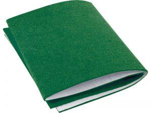 6-Inch x 18-Inch Self-Adhesive Felt Pad, Green