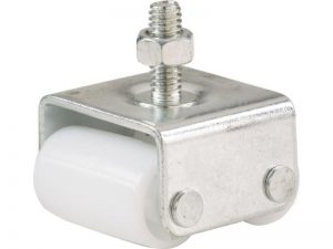 7/8-Inch Threaded Stem Appliance Caster, Dual Wheels, 4-Pack