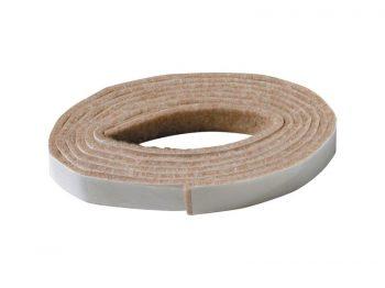 1/2 x 58-Inch Beige Self-Adhesive Felt Furniture Pad Roll