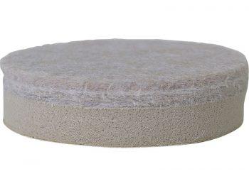 1-1/2-Inch Heavy Duty Felt Gard Self-Adhesive Leveling Furniture Pads, 4-Pack